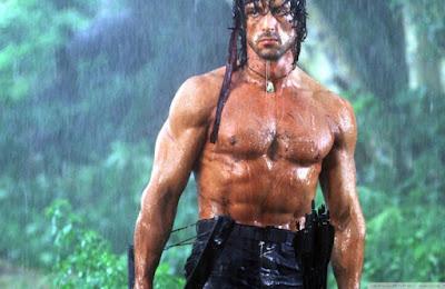 No más Rambo con Stallone