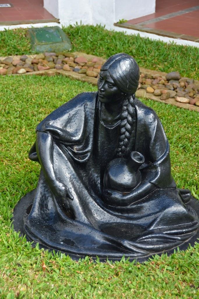 Sculpture Garden Ralli Museum Punta del Este