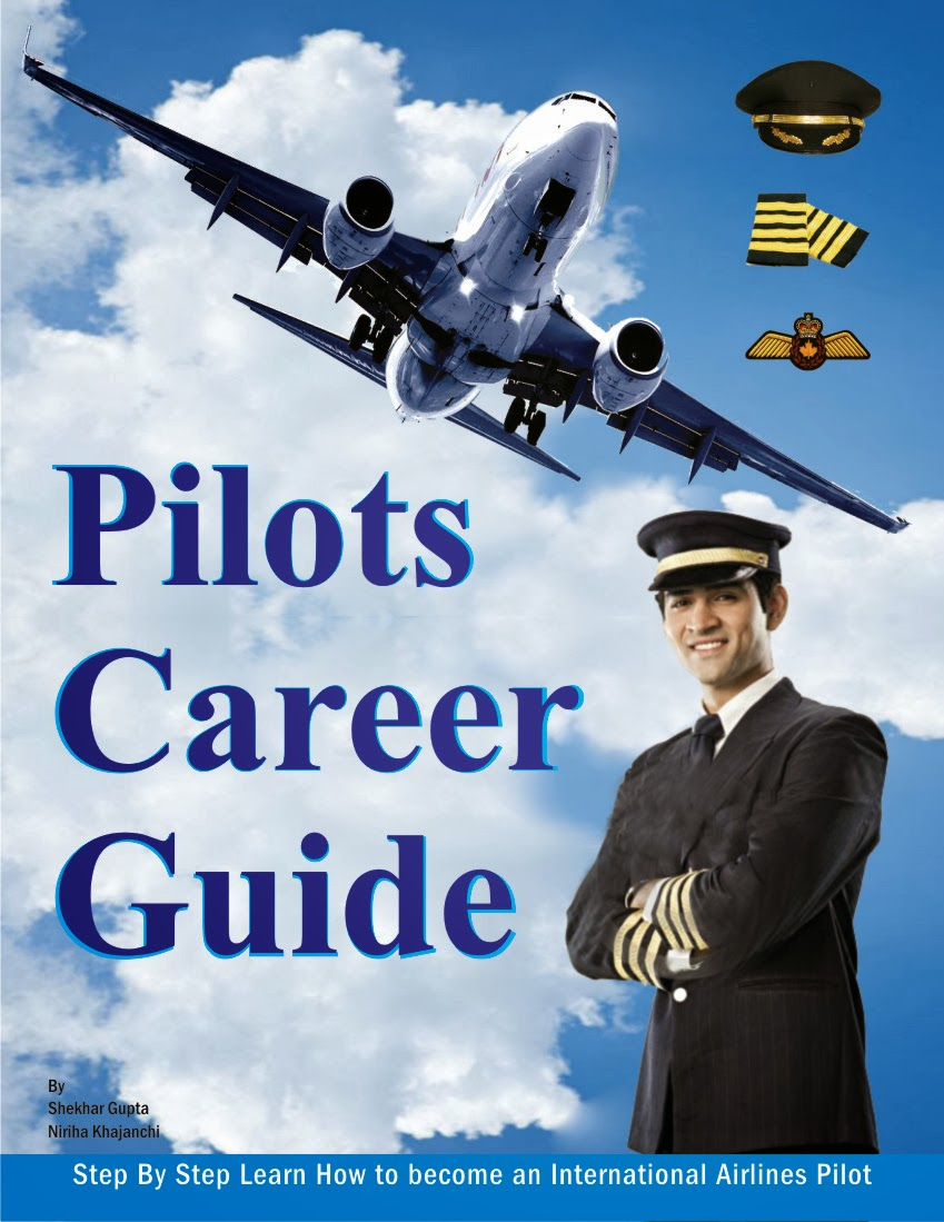 Order Pilot's Career Guide Book