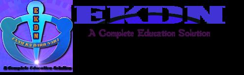 EKDN - PSC | WBCS | SSC | IBPS | BANK | RAILWAY