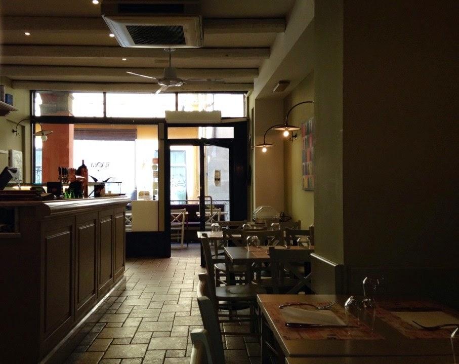 Bologna e non solo ristorante pizzeria l 39 oca via for Ristorante il rosso bologna