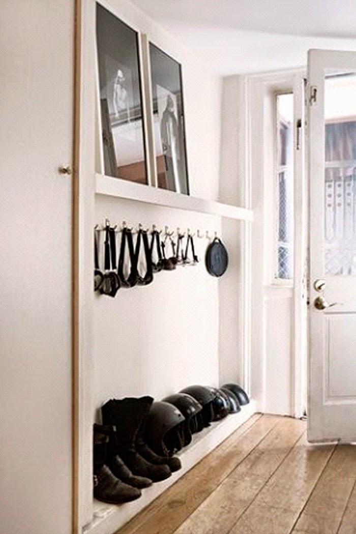 Consejos para decorar tu entrada pequea DIARIODECO