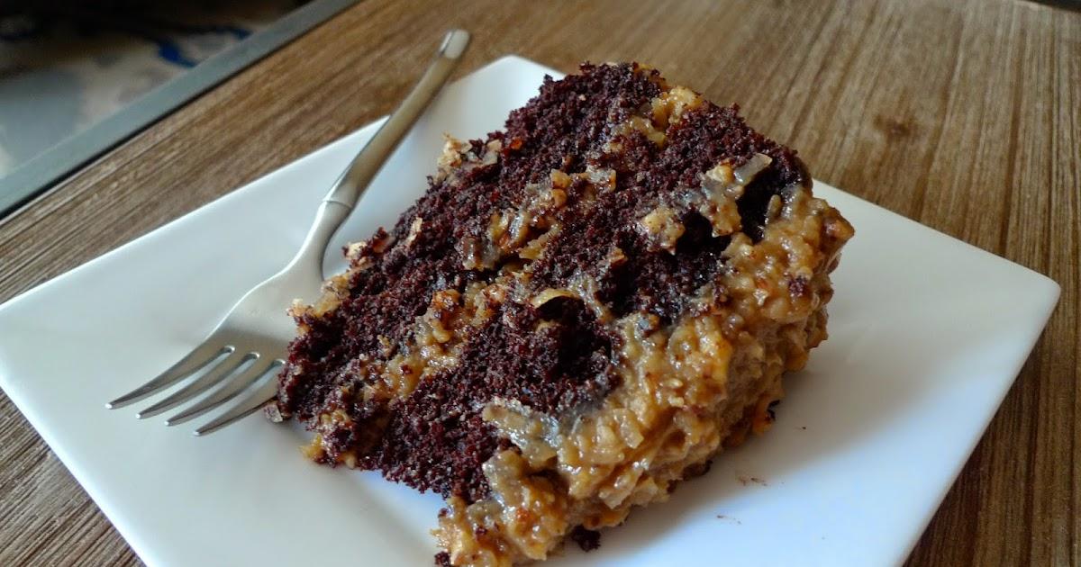 Betty Crocker German Chocolate Cake Recipe Scratch