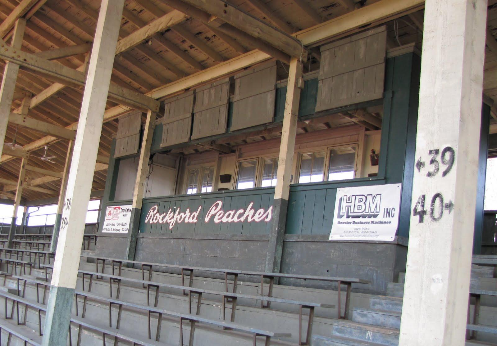Na Confidential League Stadium In Huntingburg Rockford