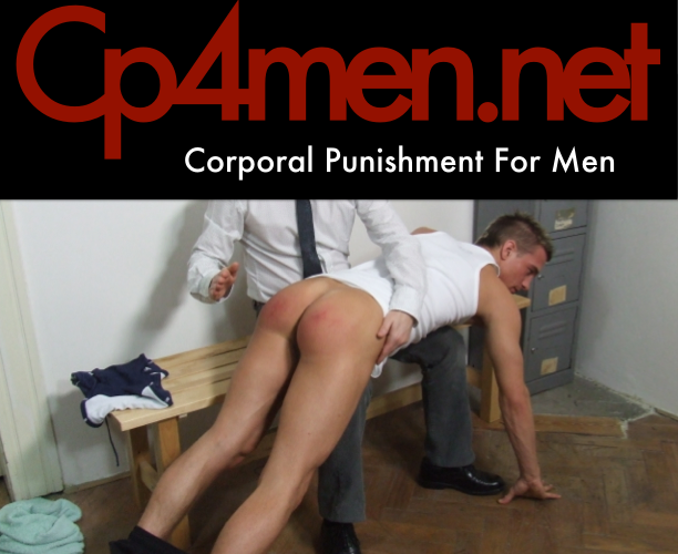 CP4MEN SPANKING CLIPS