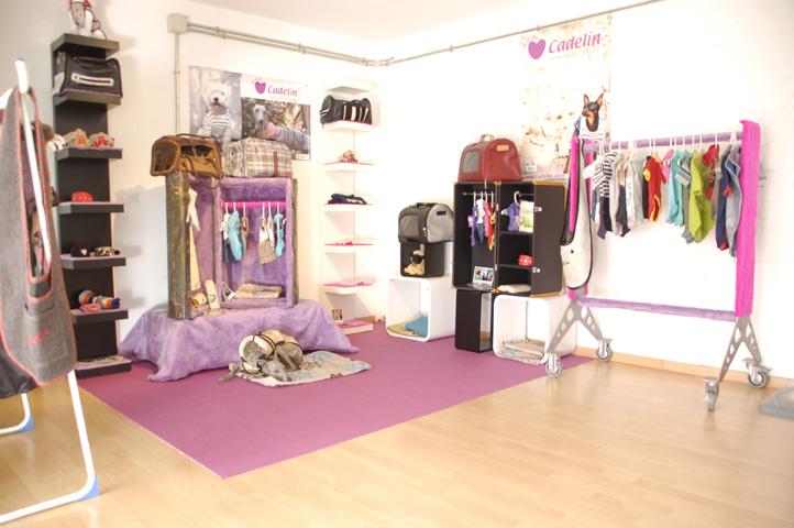 El perro moderno los dise os urbanos de cadel n for Disenos de interiores para boutique