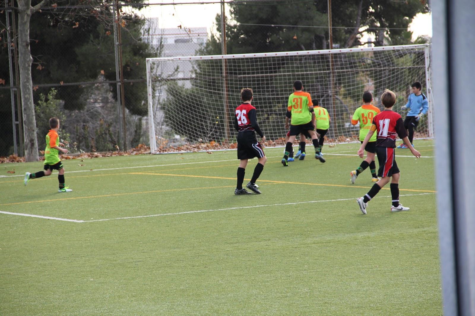 La salle bonanova futbol infantil 2012 13 peque itos for Piscina la salle bonanova