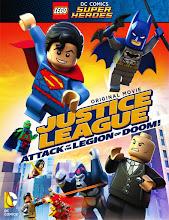 LEGO DC Comics Super Heroes: La Liga de la Justicia – El ataque de la Legión del Mal (2015)