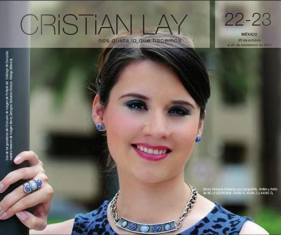 catalogo cristian lay campaña 23 2014 MX