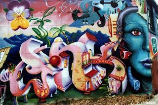 Gambar Karya Graffiti Kreatif