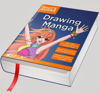 Idiot Guide Drawing Manga