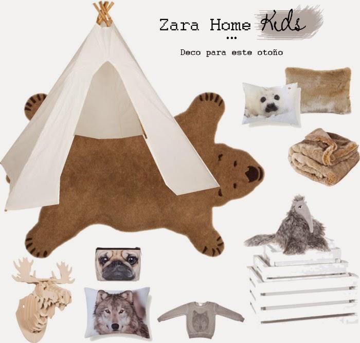 Petitecandela blog de decoraci n diy dise o y muchas - Zara home ninos ...