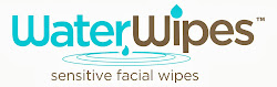 New! Water Wipes Sensitive Facial Wipes.