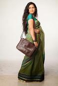 Avika Gor Glamorous photos in saree-thumbnail-4