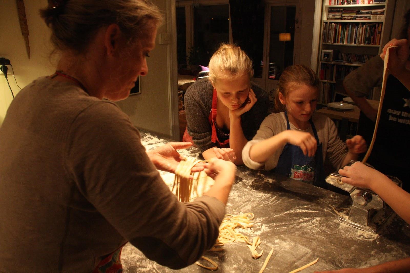 kokkekurs for barn