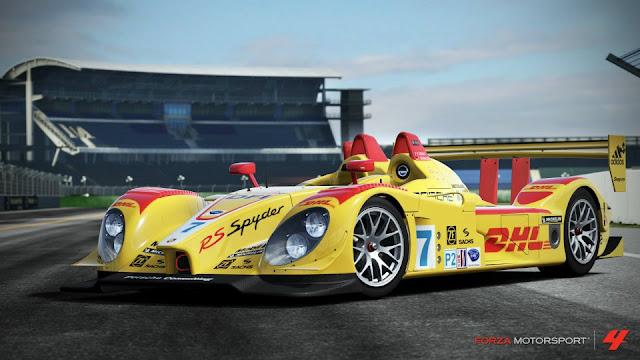 Paquete porsche 2008+%2307+Penske+Racing+RS+Spyder+Evo