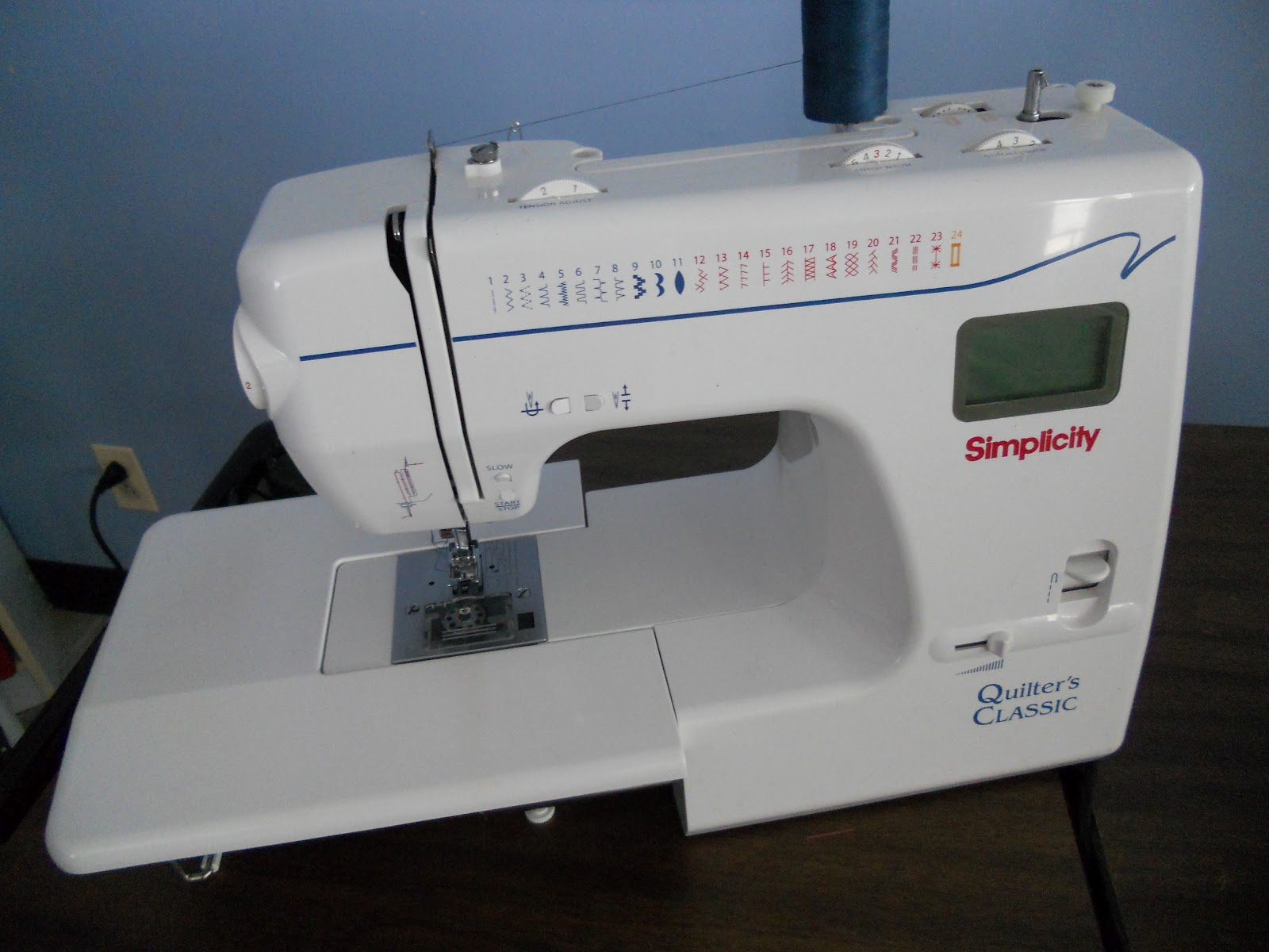 sq9050 sewing machine