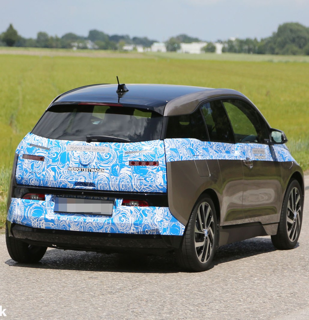 Bmw I3: The Electric BMW I3: I3 Pictures & Info Keep Coming