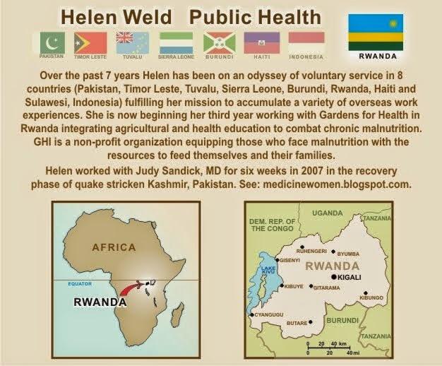 helen weld public health