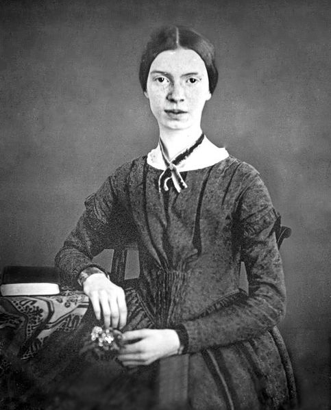 a biography of emily elizabeth dickinson an american poet Emily elizabeth dickinson was born on december 10, 1830 in amherst,  massachusetts, the second daughter of edward and emily dickinson her family  was.