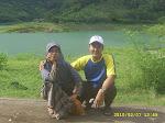 My wife n me..
