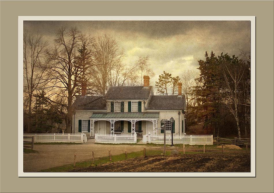 Black Creek Pioneer Village Doctor's House