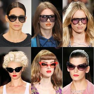 Model Kaca Mata Trendy Gaul Terbaru