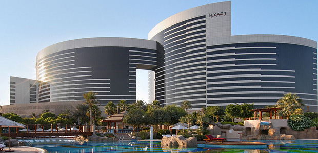 Grand hyatt dubai 5 star luxury hotel in dubai dubai for Best 5 star luxury hotels in dubai