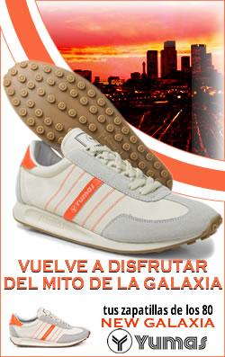 Zapatillas Yumas