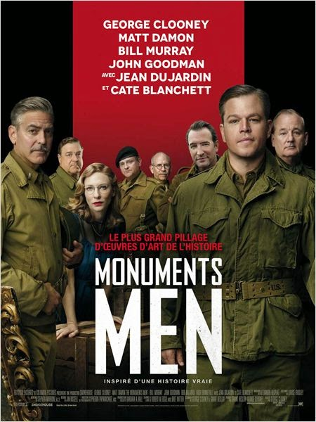 monuments men pillage restitution