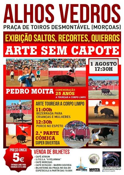 "Alhos Vedros(Moita)- ""Arte Sem Capote 2015"""