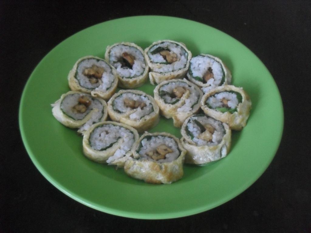 Sushi tanpa Nori | Ruang Singgah Aulia