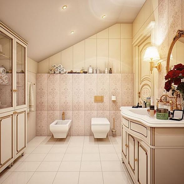 Decorar Un Baño Clasico:decora y disena: Baños Clásicos y Modernos