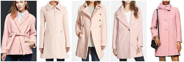 Gap Wool Wrap Coat $80 (regular $168) use the daily online code to save even more  Jessica Simpson Zip Front Walker Coat $140 (regular $280)  Guess Double Breasted Boucle Cutaway Coat $150 (regular $240)  Calvin Klein Oversize Collar Boyfriend Coat $170 (regular $228)  Kate Spade Bow Neck Wool Coat $488 (regular $698) - way outta my price range, but oh so cute!