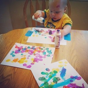 Toddler approved 15 simple toddler activities for Fun arts and crafts for 8 year olds