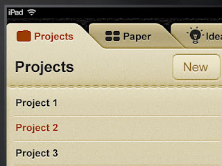 Ideas Ipad App