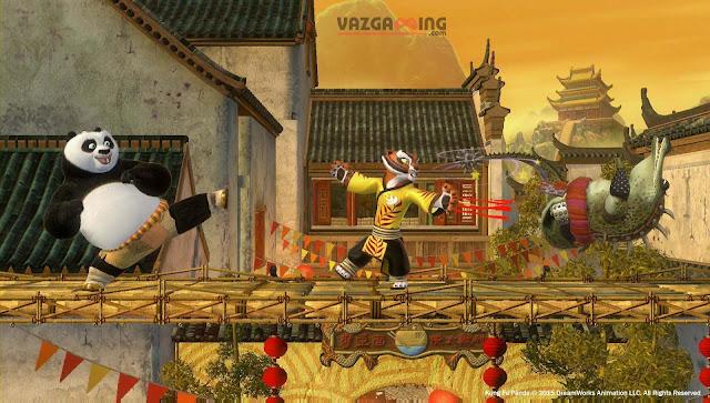 Kung Fu Panda Showdown Of Legendary Legends Gameplay 4 vazgaming