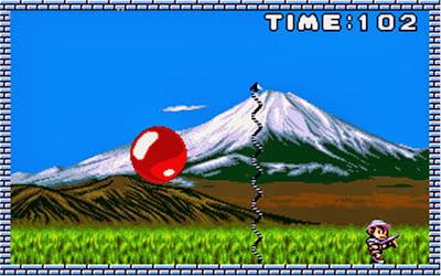 Super Pang Gameplay