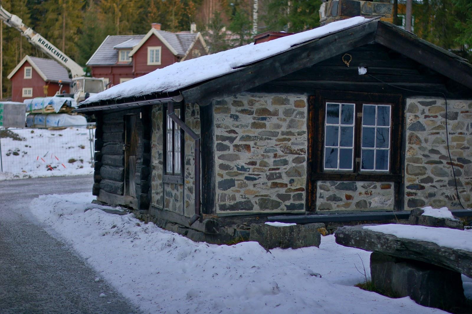 maihaugen em lillehammer no inverno