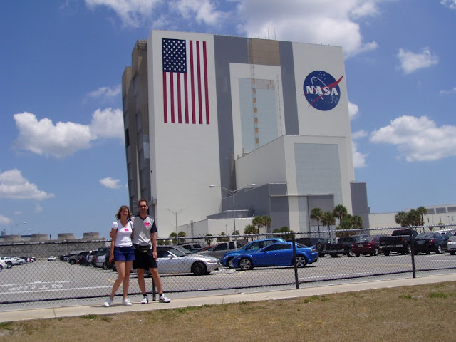 JFK Space Center