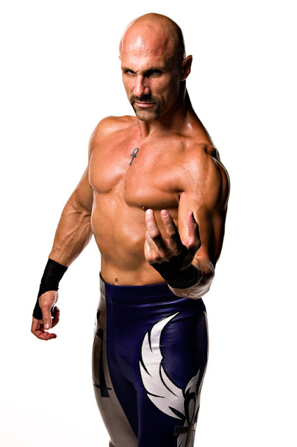"""The Fallen Angel"" Christopher Daniels"