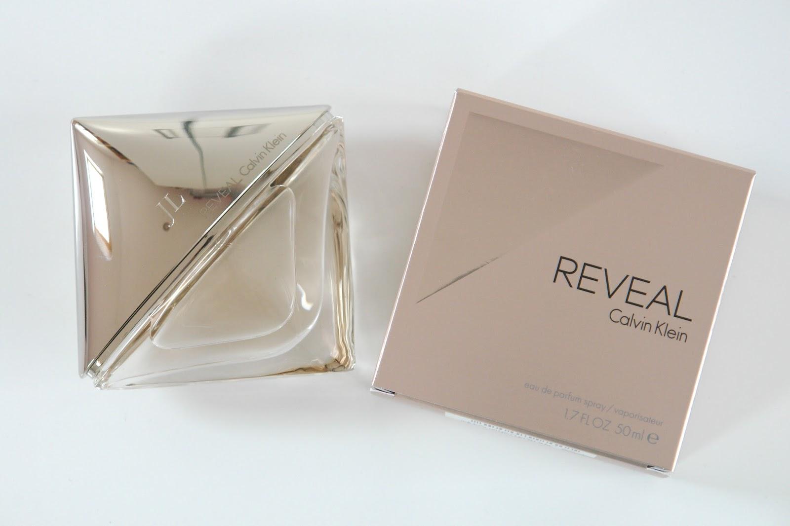 Calvin Klein Reveal perfume review