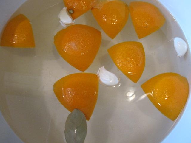 bawang putih jeruk