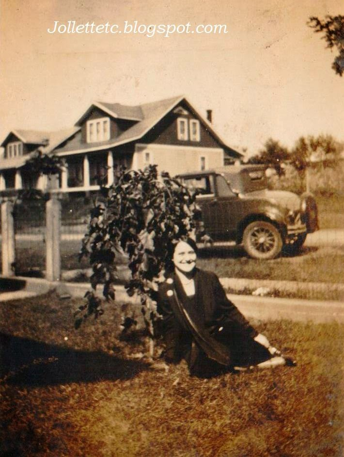 Violetta Davis Ryan Sept 1928