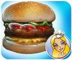 Học làm hamburger, game ban gai