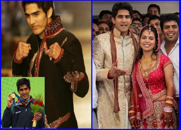 Vijender Singh Marriage News: Boxer Vijender S...