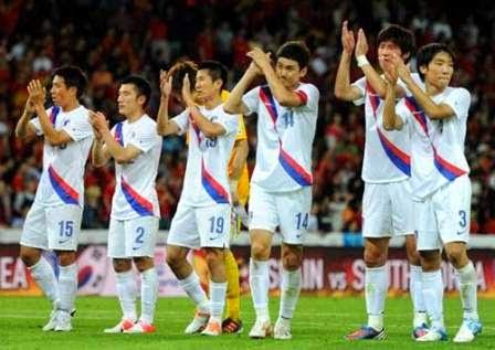 Ghana vs Korea Selatan