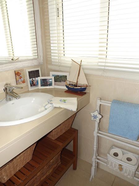 Decoracion Baño Marinero:Toques de mar en el baño Decoración / Casas con vida calpile