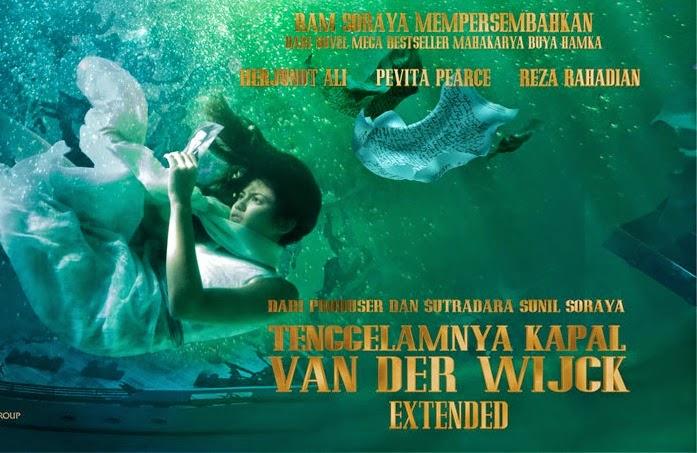 tenggelamnya kapal van der wijck full movie