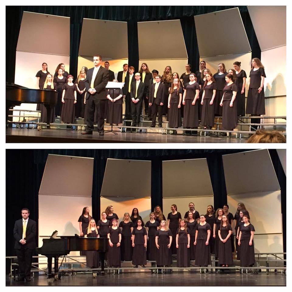 Concert Choir 2016
